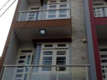 Nhà bán gấp HXH Hiệp Nhất, Tân Bình, 4 tầng , 3,5x10m, 4PN
