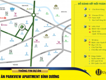 ParkView Apartment 1 tỷ2/2 phòng ngủ.