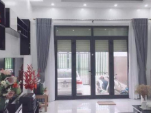Bán nhà đường Hoàng văn Trí Bình Chánh 100m2 SHR 1 trệt 1 lầu