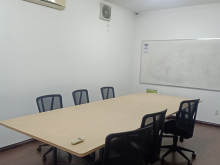 Văn phòng cho thuê full nội thất  tại mặt tiền đường Quận 1