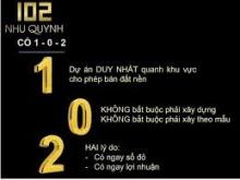 Dự án 102 Như Quỳnh ( khu đô thị đáng sống bậc nhất Như Quỳnh )
