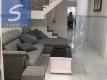 Bán nhà  Quận 7 - 4,1 tỷ hẻm 865 Huỳnh Tấn Phát, P. Phú Thuận