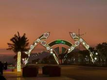 Green Dragon City - Địa linh sinh vượng khí