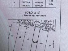 Gia đình tôi cần  bán gấp lô đất thổ cư Phú Thuận Q7. DT 860m2. Gía 48tr/m2
