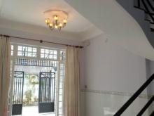 Bán nhà hẻm đường Gò Dầu, Tân Sơn Nhì, quận Tân Phú, DT: 4x12 trệt lửng giá 4,3 tỷ