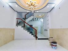 Nhà Mới Nguyễn Duy Cung, P12,  Gò Vấp,5x12, 2 tầng, 60m, 4tỷ2TL, Tặng NT xịn