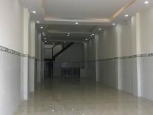 Bán nhà mặt tiền Lương Minh Nguyệt 4.2x20m ngay trường ĐH Thực Phẩm