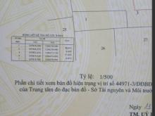 Vợ nợ ngân hàng ra đi nhanh lô đất 107m² , Đông thạnh, Hóc Môn giá 1.7 tỷ.