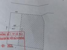 Vừa đẹp vừa hiếm - đất Vĩnh Hưng 45m 3.65 tỷ - ô tô vào, kinh doanh sầm uất