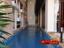 Bán biệt thự song lập trung tâm Phú Mỹ Hưng, Quận 7 giá tốt đầu tư 35 tỷ - 0938881171