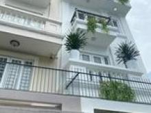 Bán gấp nhà mới xây, HXH đường Nguyễn Văn Lượng, Gò Vấp, dt 55m2, 4 tầng lầu, chỉ 6 ty