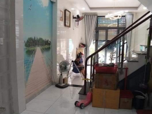 Bán nhà Măt tiền đường Chợ Tân Hương, DT 95m2 (5.6x18m), giá 12.3 tỷ (TL)