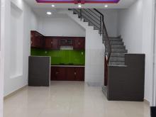 Nhà mới 4 tầng Lạc Long Quân, HXH, P8, Tân Bình siêu tốt