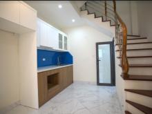 Duy nhất 1 căn, nhà mới, 38m2 x 5 Tầng Khương Trung ở ngay ngõ ba gác