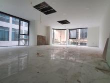 Bán Văn phòng Huỳnh Thúc Kháng 85m2 x 8 tầng, MT 10m, lô góc, 2 ô tô tránh, thuê 150tr/th.