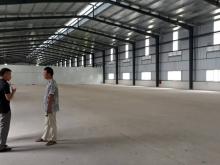 Bán kho xưởng mặt 11.000m2 đường lớn thị trấn Yên Viên, Gia Lâm.