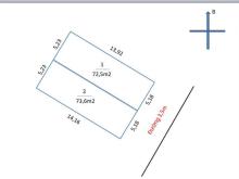 BÁN 72.5M(5.2x14) ĐẤT MỸ NỘI, BẮC HỒNG, ĐÔNG ANH - ĐƯỜNG 3.5M - GIÁ 2XTR/M (X SƠ SINH)