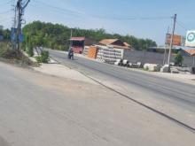 Kẹt tiền cần bán lô đất 555m2 mt Nguyễn Thị Rành xã ANT huyện Củ Chi