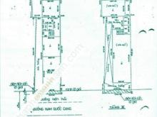 Bán Đất 10 -12 -14 -16 NAM QUỐC CANG, P Phạm Ngũ Lão, Q 1, 780 m2, 520 tỷ - 0933444019