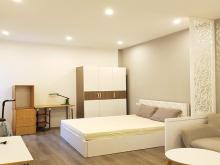 Cho thuê căn hộ dịch vụ tại Đội Cấn, Ba Đình, 30m2, 1PN, đầy đủ nội thất mới hiện đại