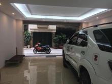 Bán nhà mặt ngõ Trần Duy Hưng Cầu Giấy 2 mặt ngõ ô tô tránh 56Mx4T giá 10.6  tỷ 0389956885